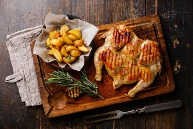 Jak upiec idealnie kruche mięso?