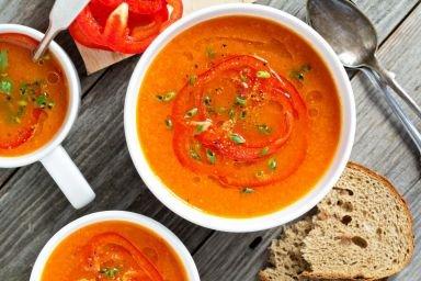 Gorąca zupa bez podgrzewania?