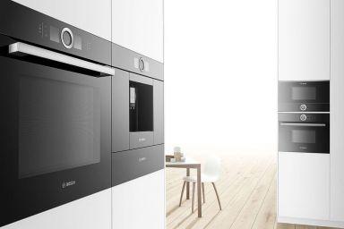Nowe piekarniki Bosch Serie | 8