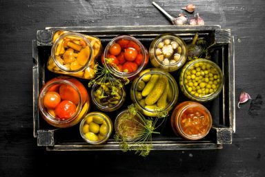 Warzywa, z których zrobisz przetwory na zimę