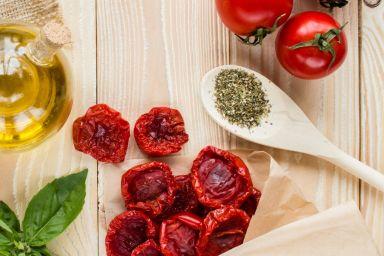 Jak suszyć pomidory i nie tylko