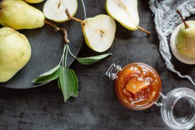 Jak przygotować przetwory z gruszek?