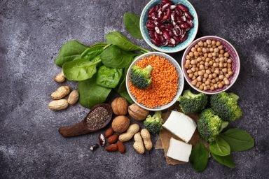 Które warzywa mają najwięcej białka?