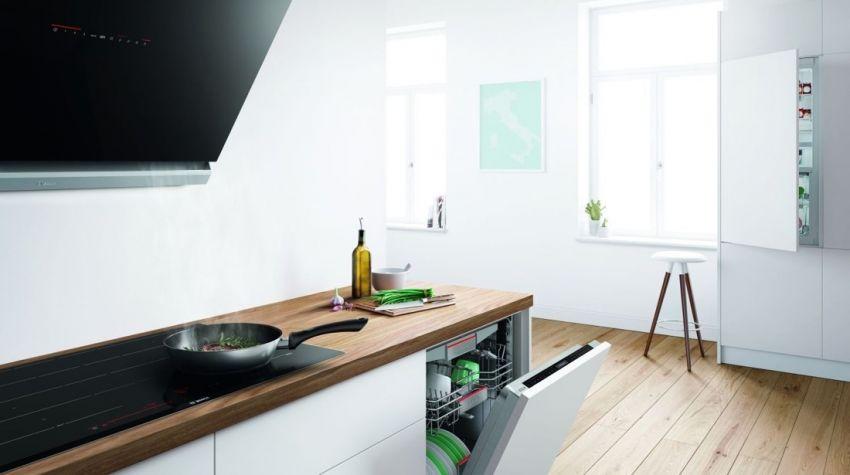 Zmywarka zamiast szafki – sposób na optymalne wykorzystanie przestrzeni w małej kuchni