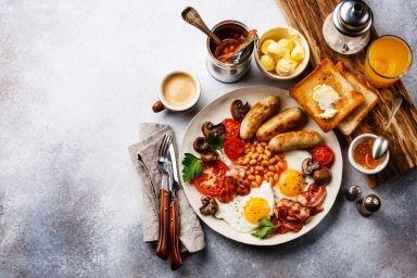 Jak zrobić angielskie śniadanie?