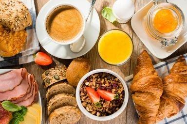Śniadanie kontynentalne - co zawiera?
