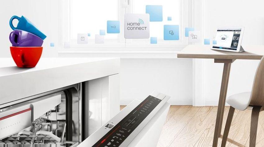 Home Connect liczy tabletki w Twojej zmywarce
